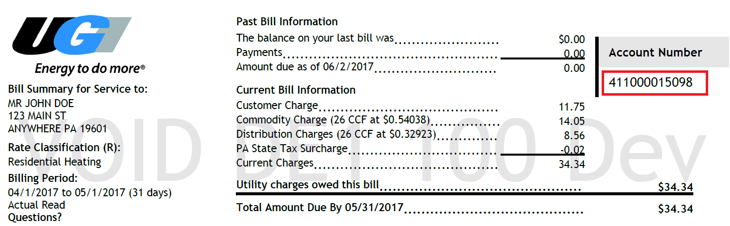 An image of the bill